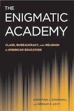 """The Enigmatic Academy"" Poster"