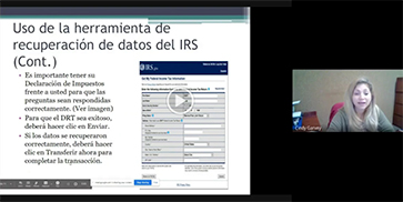 Spanish Instruction Video on how to complete the FAFSA Form