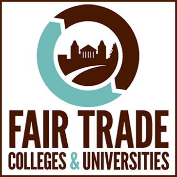 Logo for Fair Trade, Colleges & Universities