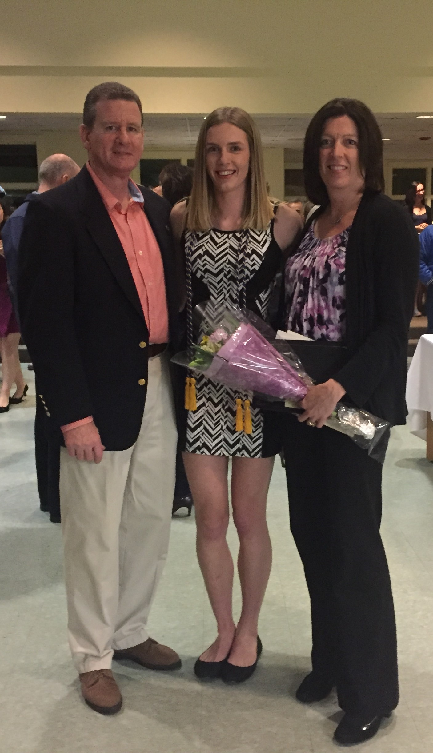 Molly Conner with family