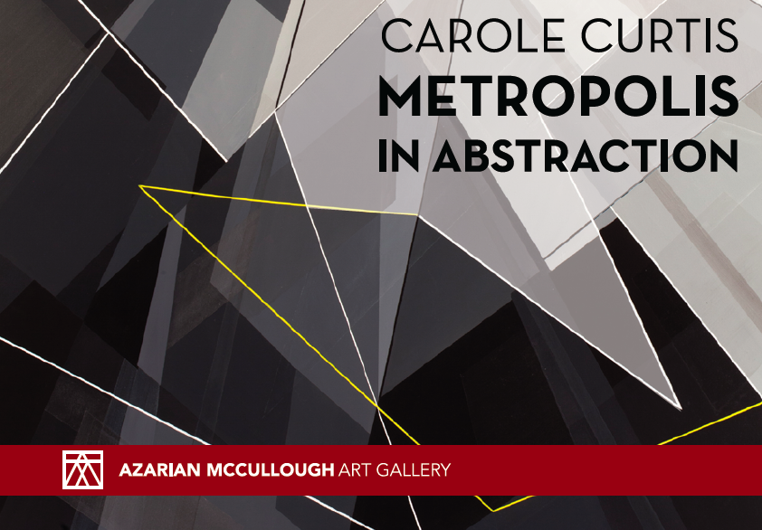 Metropolis in Abstraction - Carole Curtis