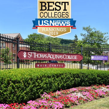 STAC Ranked Among Top Colleges by U S  News & World Report