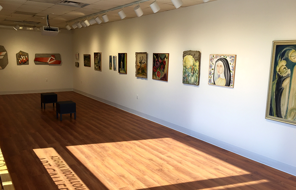 Azarian McCullogh Art Gallery