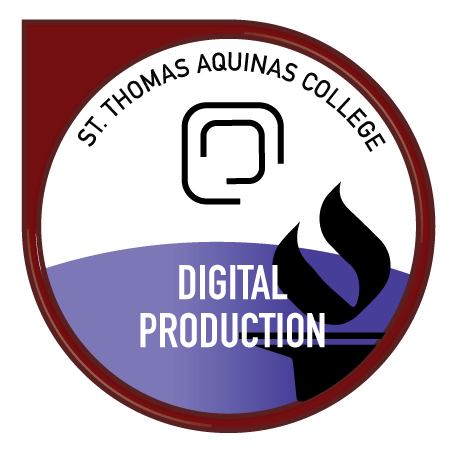Digital Production badge