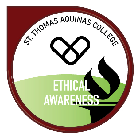 Ethical awareness badge