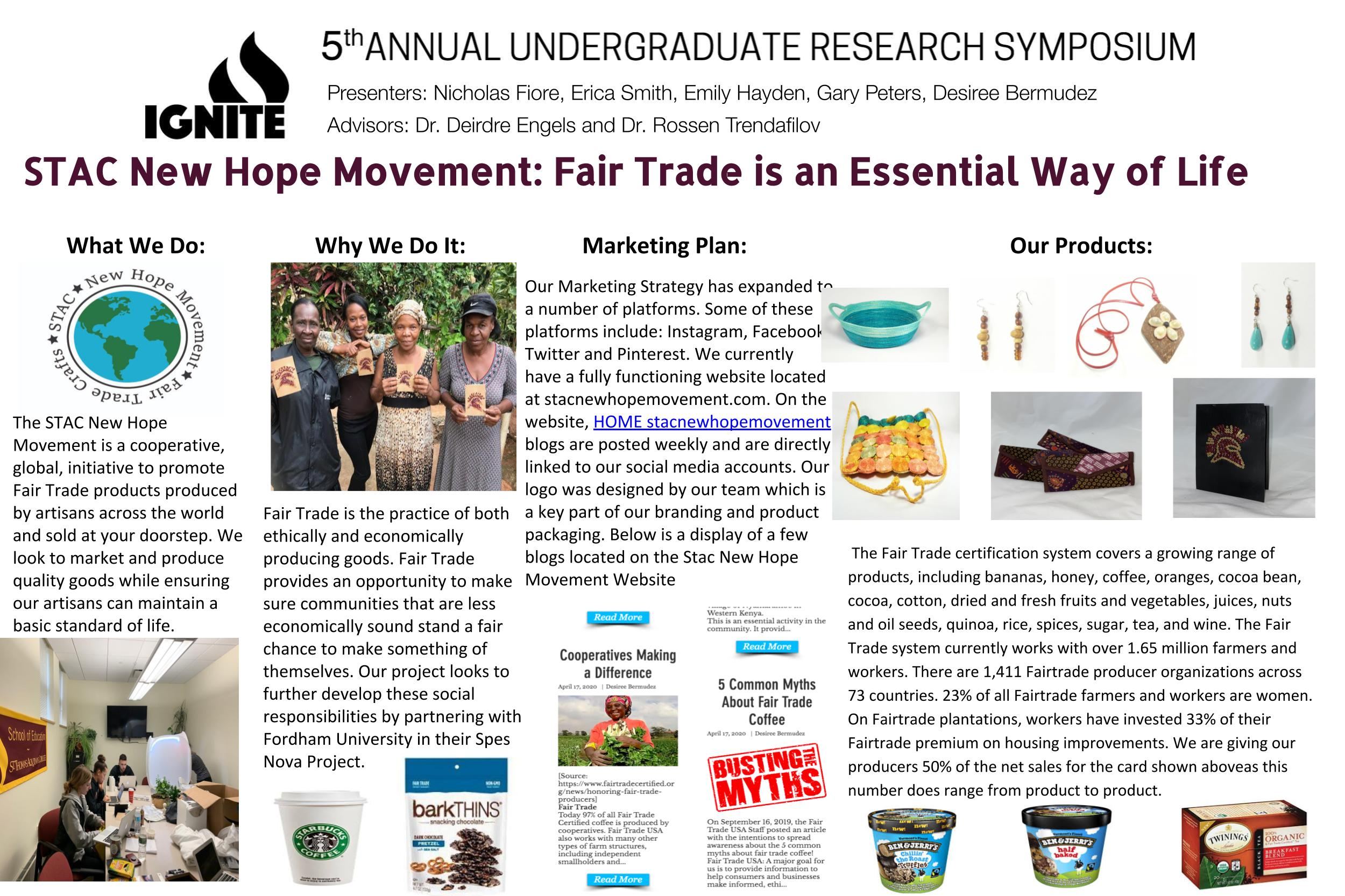 New Hope research poster