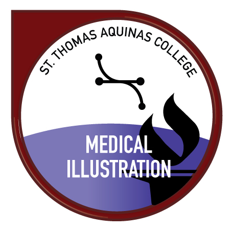 Medical Illustration badge