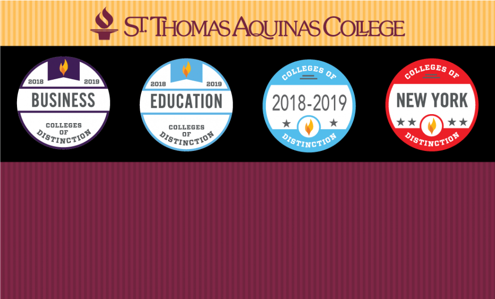 STAC Recognized As A College of Distinction