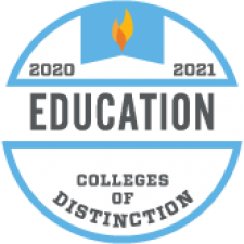 National College of Distinction awarded for excellence in Education in 2020-2021