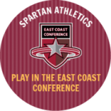 Spartan Athletics Play in the East Coast Conference